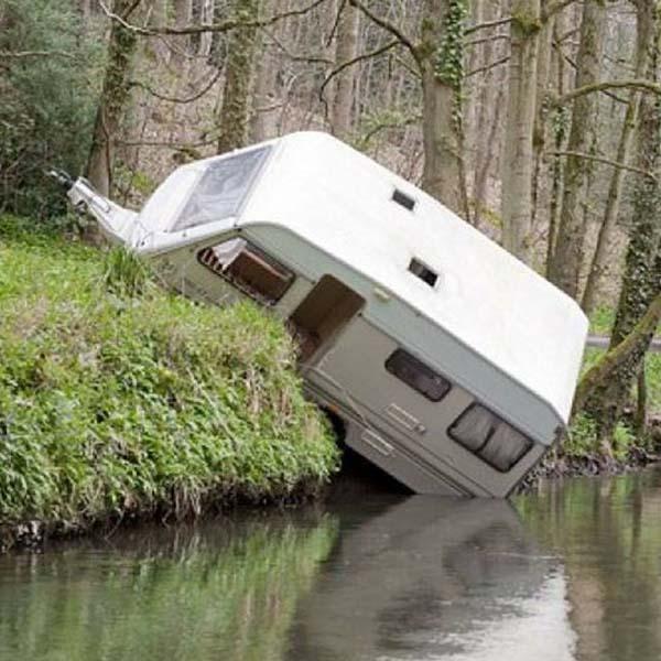 Caravan Motor Accident repair