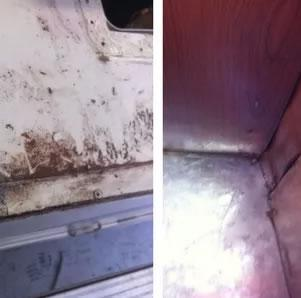 Caravan Water Damage Advice Feature