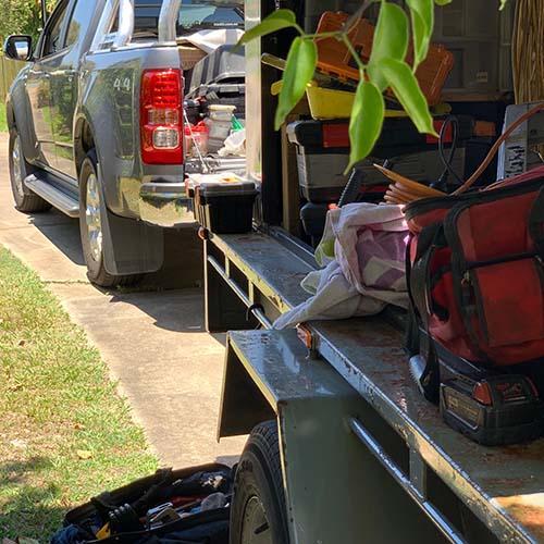 Mobile Caravan Rv Servicing Cotton Tree